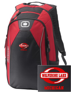 Wolverine Lake Embroidered OGIO Marshall Backpack
