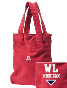 Wolverine Lake Embroidered Alternative The Berkeley Tote
