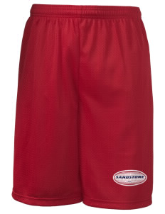 "Sandstone Long Mesh Shorts, 9"" Inseam"