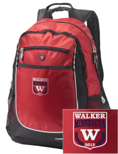 Walker Embroidered OGIO Carbon Backpack