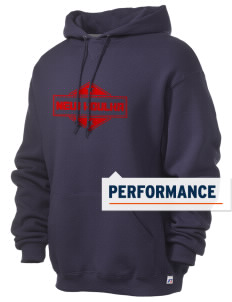 New Houlka Russell Men's Dri-Power Hooded Sweatshirt