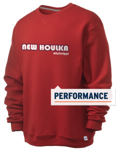 New Houlka  Russell Men's Dri-Power Crewneck Sweatshirt