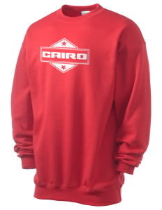 Cairo Men's 7.8 oz Lightweight Crewneck Sweatshirt