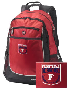 Frontenac Embroidered OGIO Carbon Backpack
