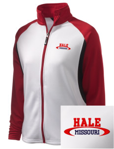 Hale Embroidered Holloway Women's Reaction Tri-Color Jacket