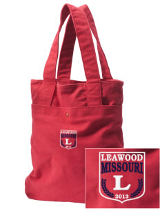 Leawood Embroidered Alternative The Berkeley Tote