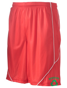 "Verona Men's Pocicharge Mesh Reversible Short, 9"" Inseam"