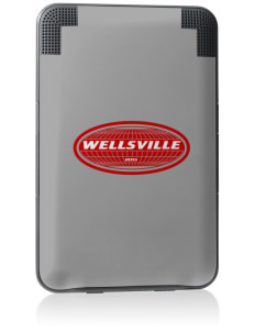 Wellsville Kindle Keyboard 3G Skin