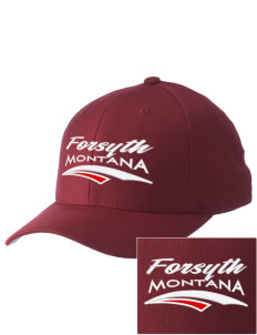 Forsyth Embroidered Pro Model Fitted Cap