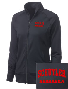 Schuyler Women's NRG Fitness Jacket
