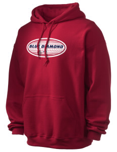Blue Diamond Ultra Blend 50/50 Hooded Sweatshirt