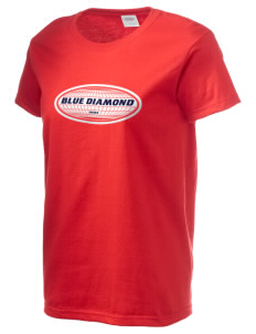 Blue Diamond Women's 6.1 oz Ultra Cotton T-Shirt