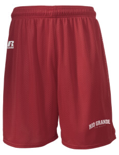 "Rio Grande  Russell Men's Mesh Shorts, 7"" Inseam"