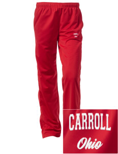 Carroll Embroidered Women's Tricot Track Pants