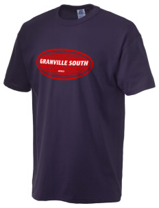 Granville South  Russell Men's NuBlend T-Shirt
