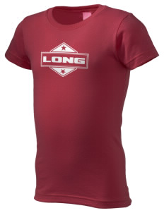 Long  Girl's Fine Jersey Longer Length T-Shirt