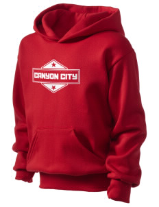 Canyon City Kid's Hooded Sweatshirt