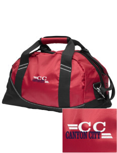 Canyon City Embroidered OGIO Half Dome Duffel