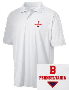 Brodheadsville Embroidered Men's Micro Pique Polo