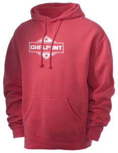 Chalfont Men's 80/20 Pigment Dyed Hooded Sweatshirt