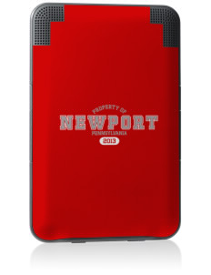 Newport Kindle Keyboard 3G Skin