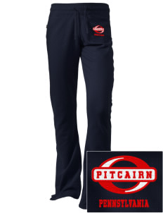 Pitcairn Embroidered Holloway Women's Axis Performance Sweatpants