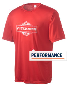 Pitcairn Men's Competitor Performance T-Shirt
