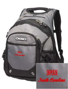 Inman Embroidered OGIO Fugitive Backpack