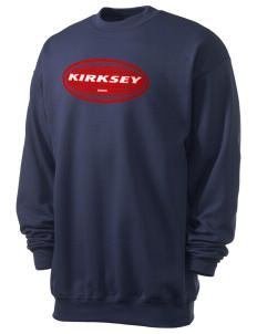 Kirksey Men's 7.8 oz Lightweight Crewneck Sweatshirt