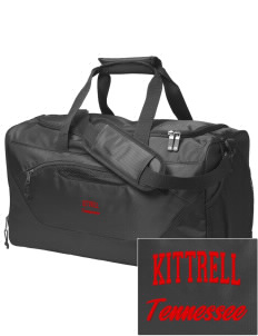 Kittrell Embroidered Holloway Chill Medium Duffel Bag