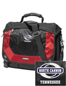 North Cannon Embroidered OGIO Jack Pack Messenger Bag