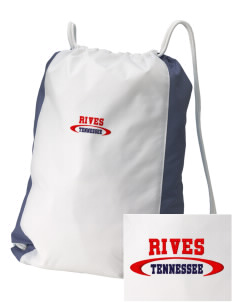 Rives Embroidered Holloway Home and Away Cinch Bag