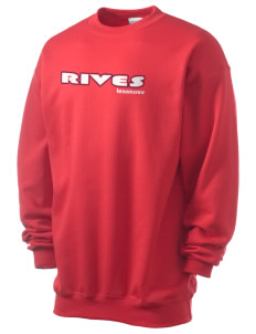 Rives Men's 7.8 oz Lightweight Crewneck Sweatshirt