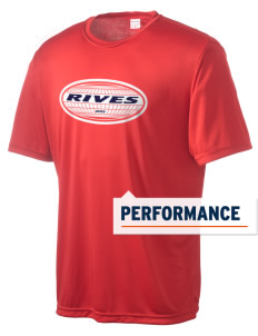 Rives Men's Competitor Performance T-Shirt