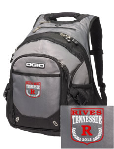 Rives Embroidered OGIO Fugitive Backpack