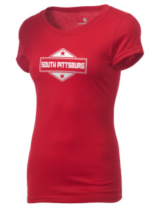 South Pittsburg Holloway Women's Groove T-Shirt
