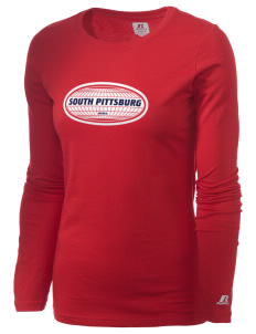 South Pittsburg  Russell Women's Long Sleeve Campus T-Shirt