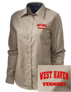 West Haven  Embroidered Women's Pima Advantage Twill