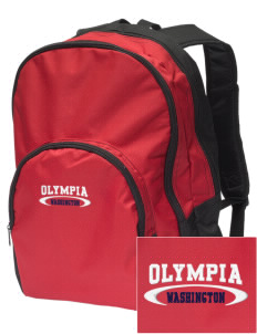 Olympia Embroidered Value Backpack