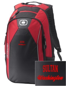 Sultan Embroidered OGIO Marshall Backpack