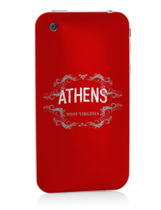 Athens Apple iPhone 3G/ 3GS Skin