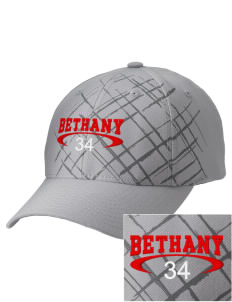 Bethany Embroidered Mixed Media Cap