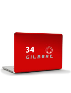 "Gilbert Apple MacBook Pro 15"" & PowerBook 15"" Skin"