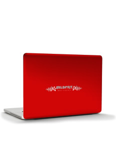 "Gilbert Apple MacBook Pro 15.4"" Skin"