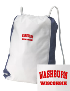 Washburn Embroidered Holloway Home and Away Cinch Bag