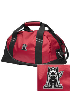 University of South Dakota Coyotes Embroidered OGIO Half Dome Duffel