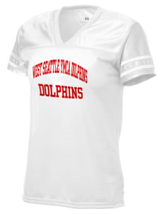 West Seattle YMCA Dolphins Holloway Women's Fame Replica Jersey