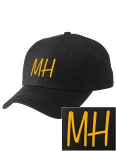 Mott Haven Mavericks  Embroidered New Era Adjustable Structured Cap