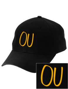 Oakland Unity High School Tigers Embroidered Low-Profile Cap