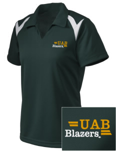 University of Alabama at Birmingham Blazers Embroidered Holloway Women's Laser Polo